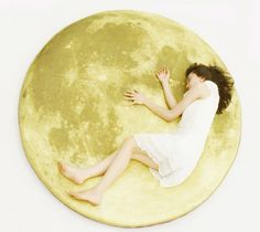 i³ Lab Satisfies Your Every Moon Fetish #mat #home #bedroom #design