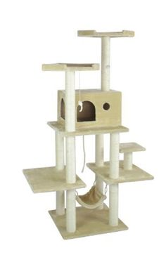 "70"" Cat Tree Condo Furniture Scratch Post Pet House 11B, http://www.amazon.com/dp/B003XLS2YO/ref=cm_sw_r_pi_awdm_xMU3tb1NDEC2S"