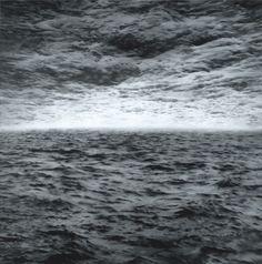 Gerhardt Richter, Sea, 1970