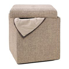 You'll love the Carson Folding Storage Ottoman at Joss & Main - With Great Deals on all products and Free Shipping on most stuff, even the big stuff.