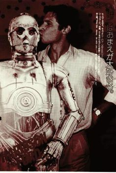 See, Han doesn't hate 3PO….