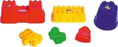 Amazon.com: Castle set in net: Toys & Games