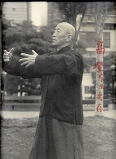 The Ultimate Qi Gong Standing Posture for Health - qi gong, especially when done in nature, helps to build the body's vital energy