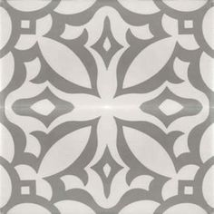 Moroccan Encaustic Cement Pattern Pre Sealed 15c
