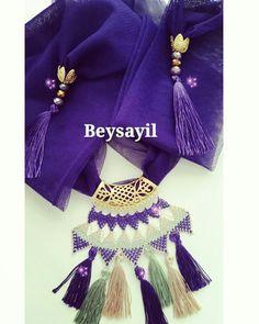 Scarf Jewelry, Tassel Necklace, Diy Crafts, Arkansas, Fashion, Costumes, Needlepoint, Moda, La Mode