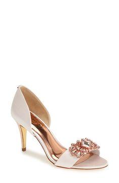 0a55699f083 Ted Baker London  Phinium  Open Toe Sandal (Women)