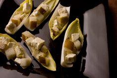 Pear and Feta Bites