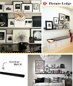 Interiors by Stacey Cohen: IDEA: 6 Ways to Display & Arrange Art at Home