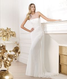Libusa. Fashion 2014. | Pronovias