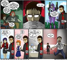 [Critical Miss] Neon Genesis Evangelion: You Mustn't Run Away