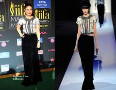 Kareena Kapoor Wearing Giorgio #Armani – IIFA Magic Of The Movies