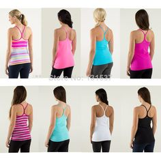 hot sale  lulu Yoga Summer power Y tank  tops For Women ,2014 new brand Fitness solid Sport Yoga Vest ,Joan cam With Chest Pad