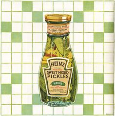 The Heinz empire all began with clear glass bottles -- and horse radish. #brandchat