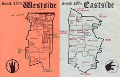 South L.A. Westside/Eastside