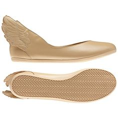 image: adidas Jeremy Scott Wings Ballerina Shoes Q23666 I would totally buy this