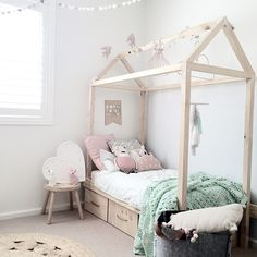 Bedroom Inspiration - Image Courtesy of Mint Interiors #mintinteriors #stylemyroom