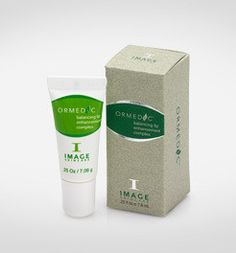 Image Skincare — Ormedic Balancing Lip Enhancement Complex .25oz.  An ultra hydrating anti-aging polypeptide lip complex, which dramatically enhances the appearance of lip contours. Adding up to 40% more moisture, volume and reducing fine lines with repeat usage. Use of this product will compliment professional dermal fillers.