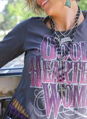 good hearted woman . . . {the junk gypsy co, www.gypsyville.com}
