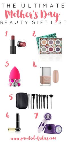 The Ultimate Mother's Day Beauty Gift List