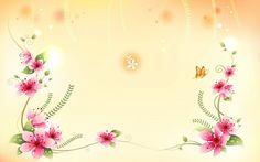 Flower Backgrounds Wallpaper