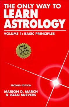 The Only Way to Learn Astrology, Vol 1: Basic « Library User Group