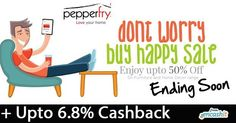 Upto 50% off on Furniture and home decors @pepperfry_official  get upto 6.8% cahback from encashit >> http://ift.tt/1UVUhJC  #pepperfry #furniture #homedecors #pepperfryoffers #pepperfrycashback #pepperfry