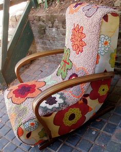Mielie - beautiful woven products, handcrafted in SA from reclaimed fabric strips - byproducts from cotton mill.