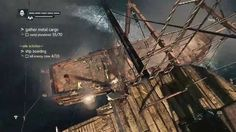 Assassin's Creed IV: Black Flag Invisible Gunner Glitch