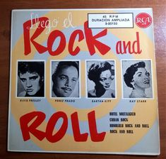 """7"""" ELVIS PRESLEY+3 Llegó el Rock and Roll - PB 49643 (3-20153) -  Spain -"""