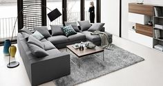 The sofa is the hero of the living room. Browse the page and find your new hero. Be amazed by the difference a colour or an extra seating unit can make. Remember if you like the design you can always make it your own from different shapes, sizes, colours and materials.