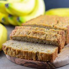 Mmm, gluten-free banana bread from Girl Makes Food blog.