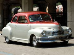 Nash Coupe...Re-pin brought to you by #AUTOInsuranceagents at #Houseofinsurance in #Eugene