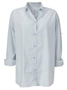 Aiayu - skjorte i lys blå - Es-Es Shop