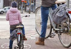 pink #Wrocław #cyclist