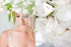 LEEF Bridal Shoot Bridal Shoot, Crown, Fashion, Flowers, Corona, Fashion Styles, Fashion Illustrations, Trendy Fashion, Crown Royal Bags