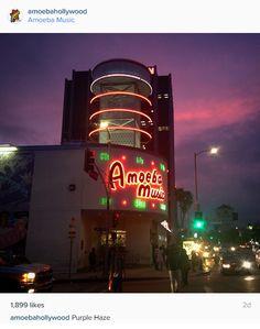Great Instagram post from Amoeba Music in Los Angeles, CA / Sympathique post Instagram de  Amoeba Music à Los Angeles, CA https://instagram.com/p/76mYoqp8Yn/