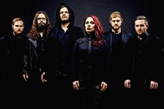 Deadlock is a German melodic death metal band from Schwarzenfeld, Bavaria, Germany. In 2010 they supported Lacuna Coil on tour.