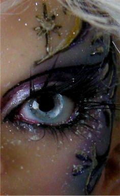Fairy eyes by Nicole West Fantasy Makeup, Fantasy Art, Maquillage Halloween, Eye Art, Fairy Art, Eye Make Up, Cool Eyes, Beautiful Eyes, Faeries