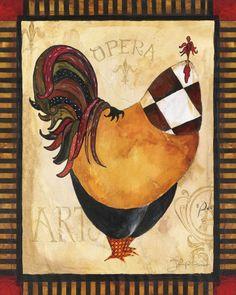 Paris Rooster I