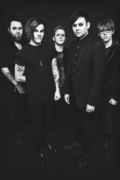 Fearless Vampire Killers, looking awesome as usual x Music Love, January, Bands, Guys, My Love, Awesome, Band, Be Awesome, Boys