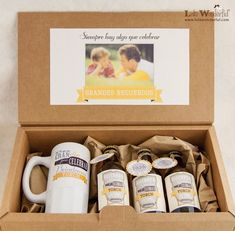 Lola Wonderful_Blog: Regalos Día del Padre Creative Gifts For Boyfriend, Boyfriend Gifts, Craft Gifts, Diy Gifts, Lola Wonderful, Beer Basket, Birthday For Him, Dad Day, Fathers Day Crafts