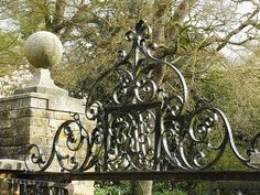 Entrance to the Italian Garden, Cannizaro Park by Jessicamulley, via Flickr
