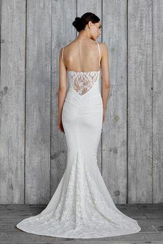 Hampton by Nicole Miller - I think this is the dress!!! #wedding #weddingdress #destinationwedding #destinationbridal