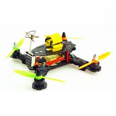 FeeYoung Bee180 180MM Carbon Fiber Mini Quadcopter Frame Kit