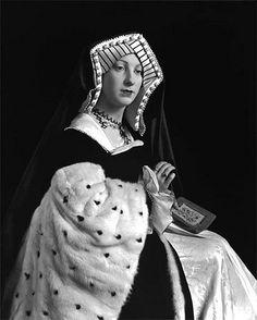 Katherine of Aragon wax figure