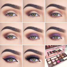 Step by Step Hazel Eyes Makeup Tutorial picture 4