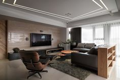 Gallery of Jade Apartment / Ryan Lai Architects - 10