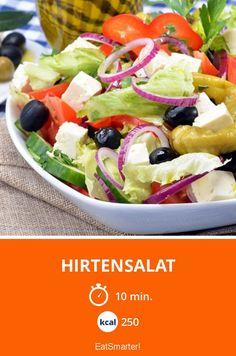 Hirtensalat - smarter - Kalorien: 250 Kcal - Zeit: 10 Min. | eatsmarter.de