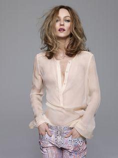 Vanessa Paradis – Nouvel album LOVE SONGS – site officiel