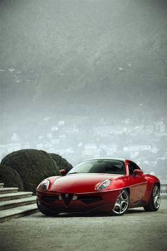 Alfa Romeo Disco Volante-Italia